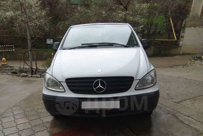 Mercedes-Benz Vito, 2006 год, 700 000 руб.