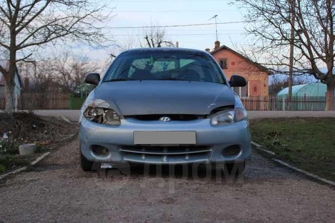Hyundai Accent, 1998 год, 110 000 руб.