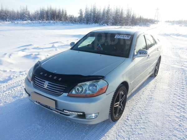 Toyota Mark II, 2002 год, 470 000 руб.