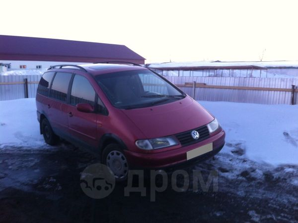 Volkswagen Sharan, 1998 год, 167 000 руб.