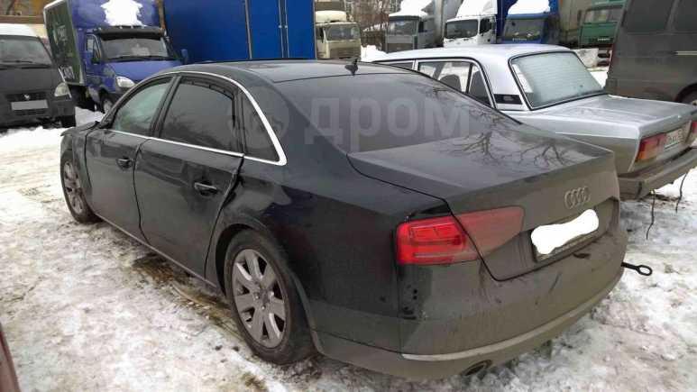 Audi A8, 2011 год, 739 000 руб.