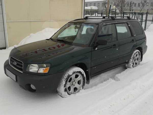 Subaru Forester, 2002 год, 420 000 руб.