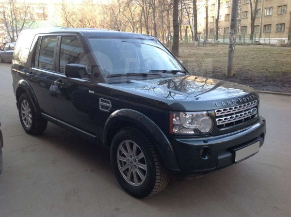 Land Rover Discovery, 2011 год, 1 819 514 руб.