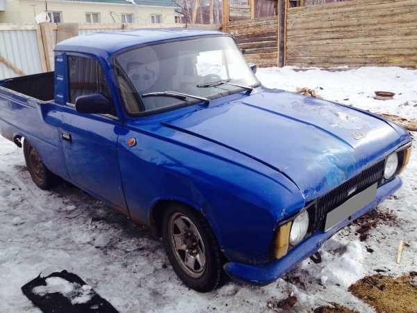 ИЖ 2715, 1995 год, 45 000 руб.