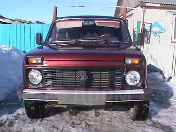 Лада 4x4 2121 Нива, 1998 год, 115 000 руб.
