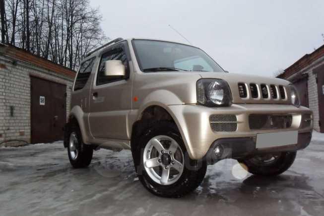 Suzuki Jimny, 2008 год, 470 000 руб.