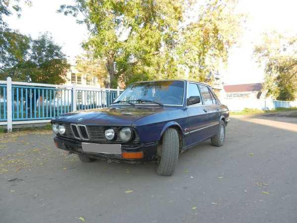 BMW 5-Series, 1985 год, 45 000 руб.