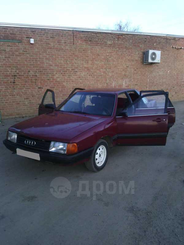 Audi 100, 1983 год, 50 000 руб.