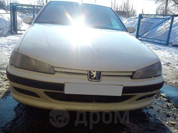 Peugeot 406, 1995 год, 160 000 руб.