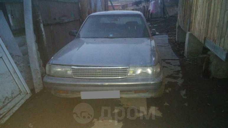 Toyota Mark II, 1989 год, 70 000 руб.