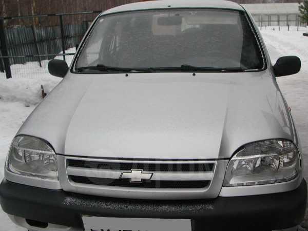 Chevrolet Niva, 2003 год, 130 000 руб.