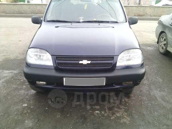 Chevrolet Niva, 2005 год, 225 000 руб.