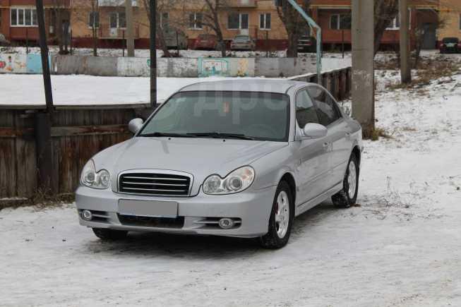 Hyundai Sonata, 2005 год, 265 000 руб.