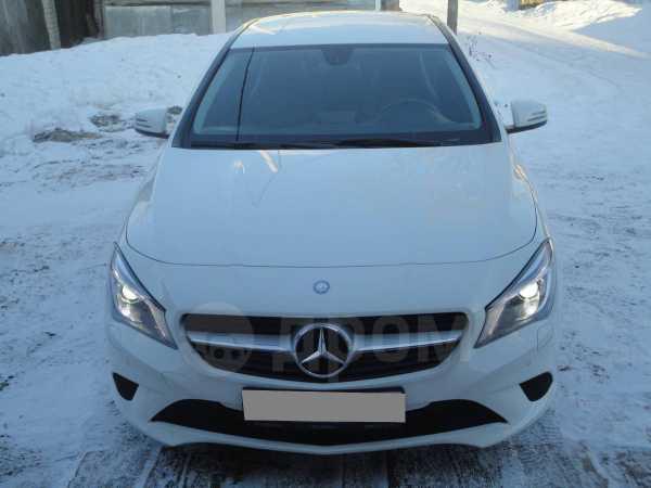 Mercedes-Benz CLA-Class, 2014 год, 1 400 000 руб.