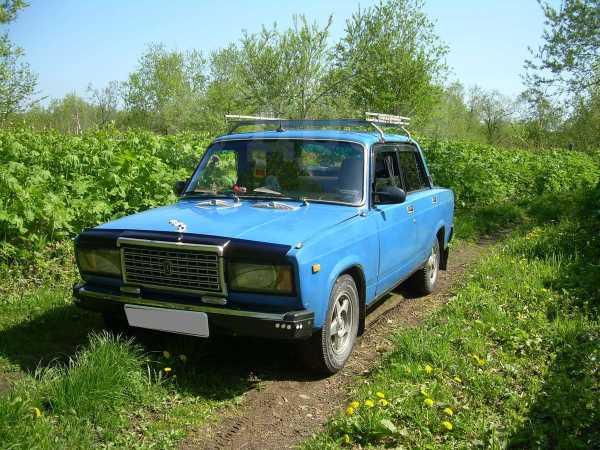 Лада 2107, 1984 год, 70 000 руб.