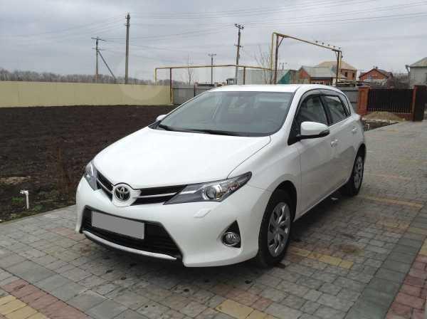 Toyota Auris, 2013 год, 850 000 руб.