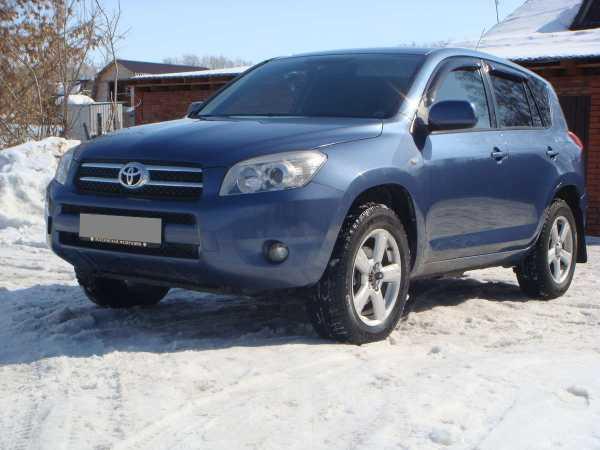 Toyota RAV4, 2007 год, 675 000 руб.