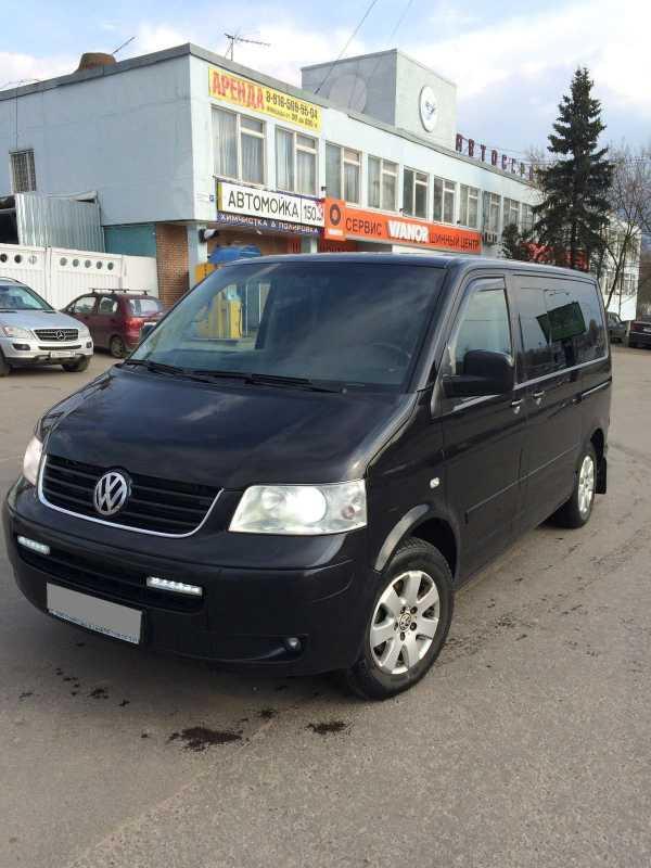 Volkswagen Multivan, 2007 год, 870 000 руб.
