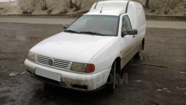 Volkswagen Caddy, 2002 год, 270 000 руб.