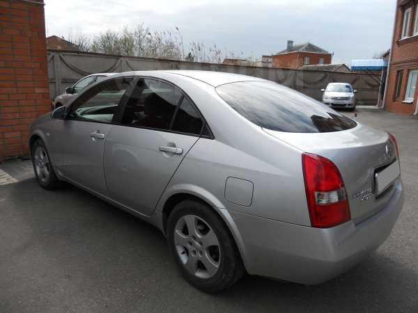 Nissan Primera, 2002 год, 285 000 руб.
