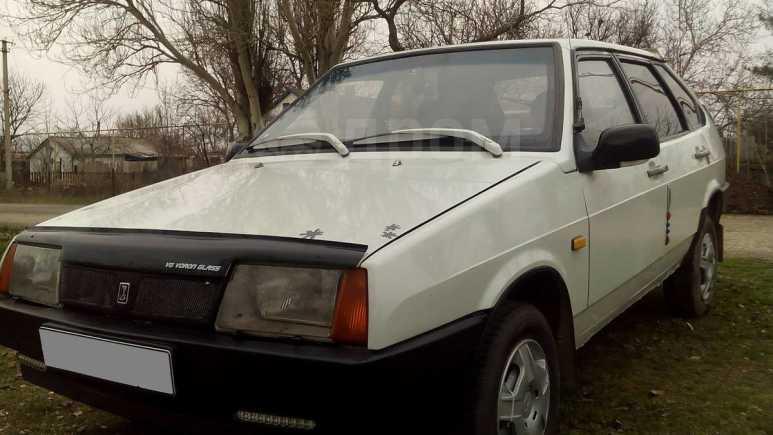 Лада 2109, 1991 год, 90 000 руб.