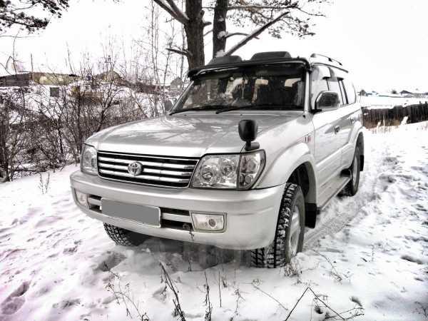 Toyota Land Cruiser Prado, 2001 год, 755 000 руб.
