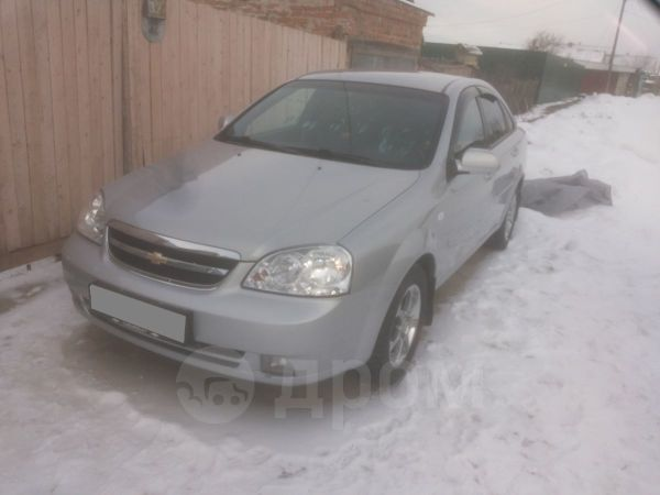 Chevrolet Lacetti, 2009 год, 370 000 руб.