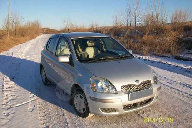 Toyota Vitz, 2004 год, 260 000 руб.