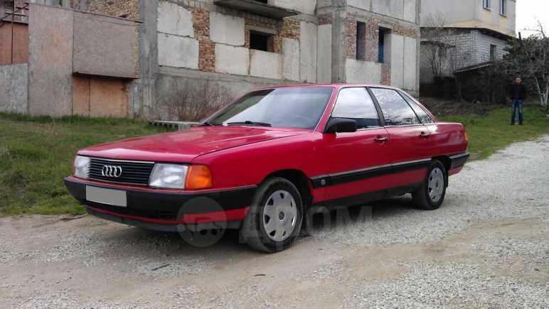 Audi 100, 1987 год, 111 000 руб.