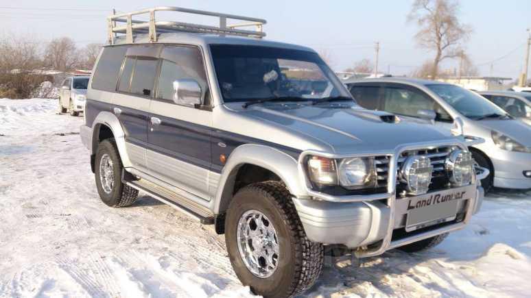 Mitsubishi Pajero, 1996 год, 490 000 руб.