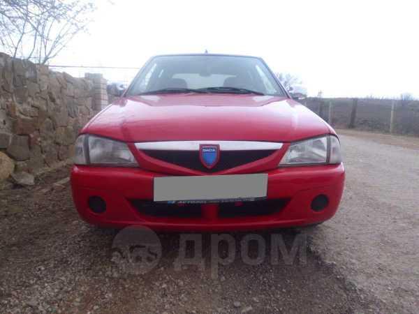 Dacia Solenza, 2004 год, 158 474 руб.