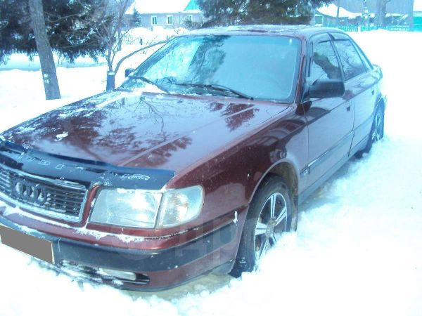 Audi 100, 1991 год, 210 000 руб.