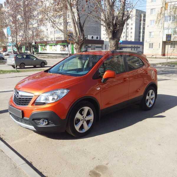 Opel Mokka, 2014 год, 825 000 руб.
