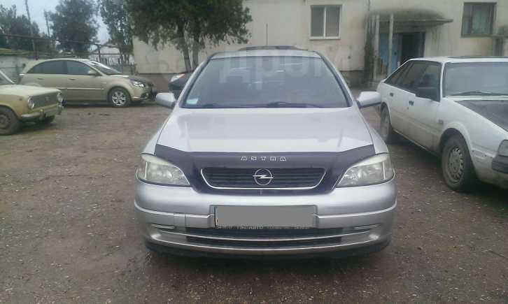 Opel Astra, 2002 год, 350 000 руб.