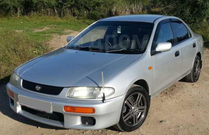 Mazda Familia, 1996 год, 120 000 руб.