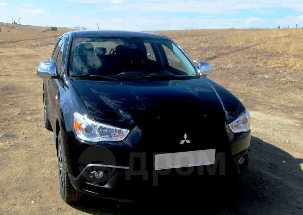 Mitsubishi ASX, 2012 год, 850 000 руб.