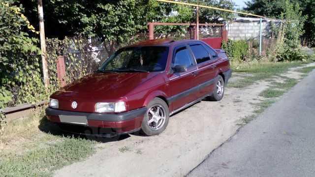 Volkswagen Passat, 1991 год, 115 000 руб.