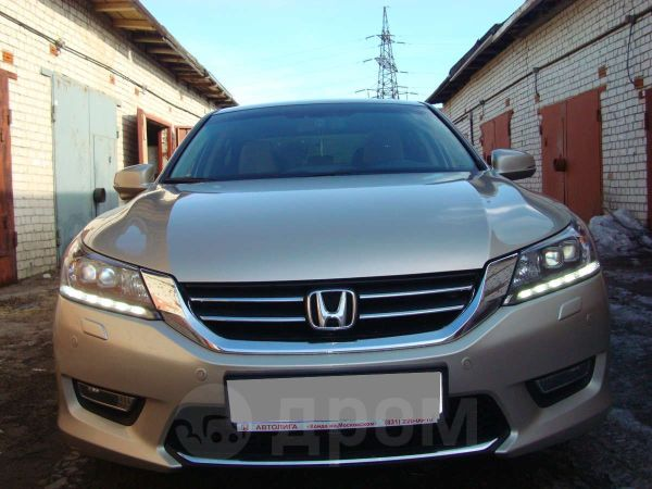 Honda Accord, 2013 год, 1 170 000 руб.