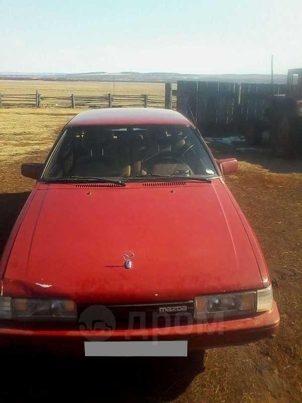 Mazda 626, 1985 год, 85 000 руб.