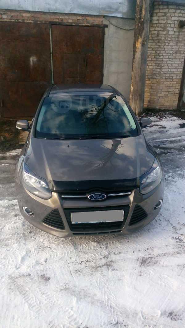 Ford Focus, 2012 год, 700 000 руб.