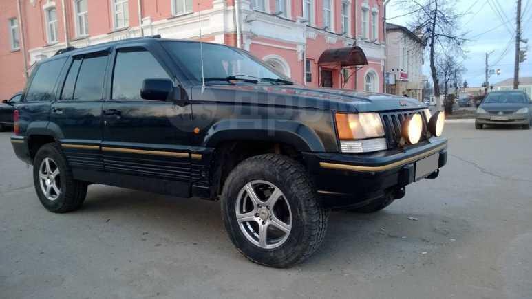 Jeep Grand Cherokee, 1995 год, 120 000 руб.