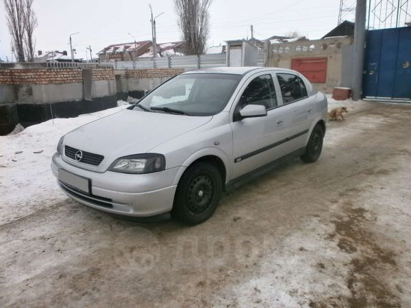 Opel Astra, 2003 год, 255 000 руб.