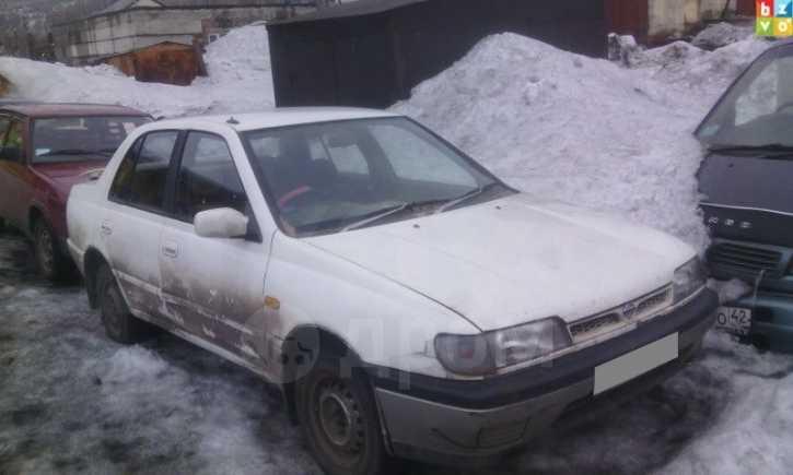 Nissan Pulsar, 1993 год, 70 000 руб.