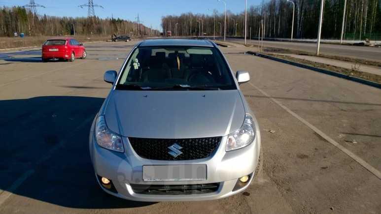 Suzuki SX4, 2008 год, 330 000 руб.