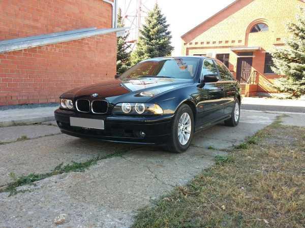 BMW 5-Series, 2001 год, 390 000 руб.