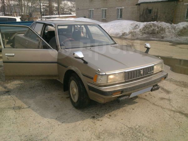 Toyota Mark II, 1985 год, 100 000 руб.