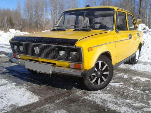 Лада 2106, 1980 год, 25 000 руб.