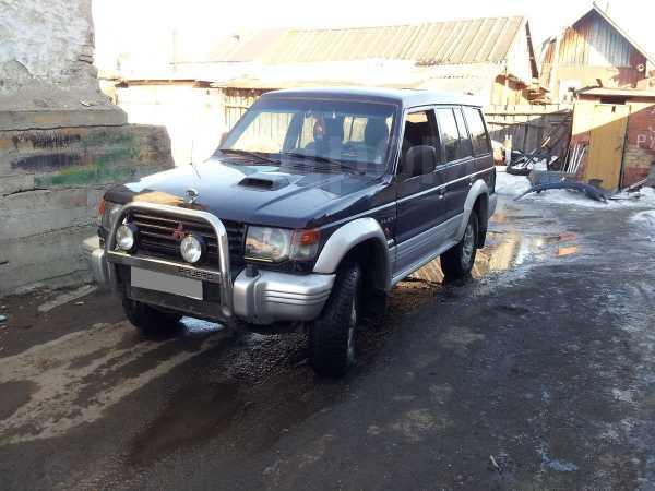 Mitsubishi Pajero, 1995 год, 220 000 руб.