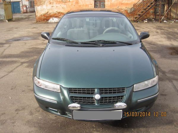 Chrysler Stratus, 1996 год, 120 000 руб.