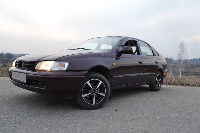 Toyota Carina E, 1992 год, 140 000 руб.